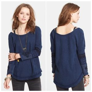 Free People You Don't Own Me Thermal Tunic